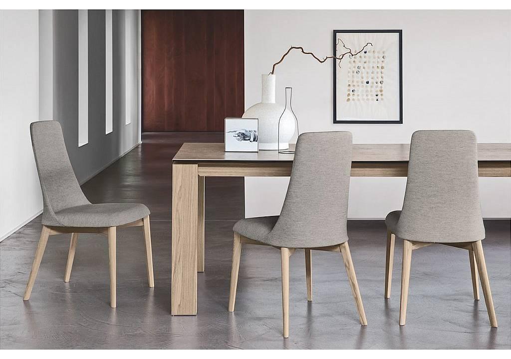 Calligaris Omnia Ceramic 160cm Extending Dining Table