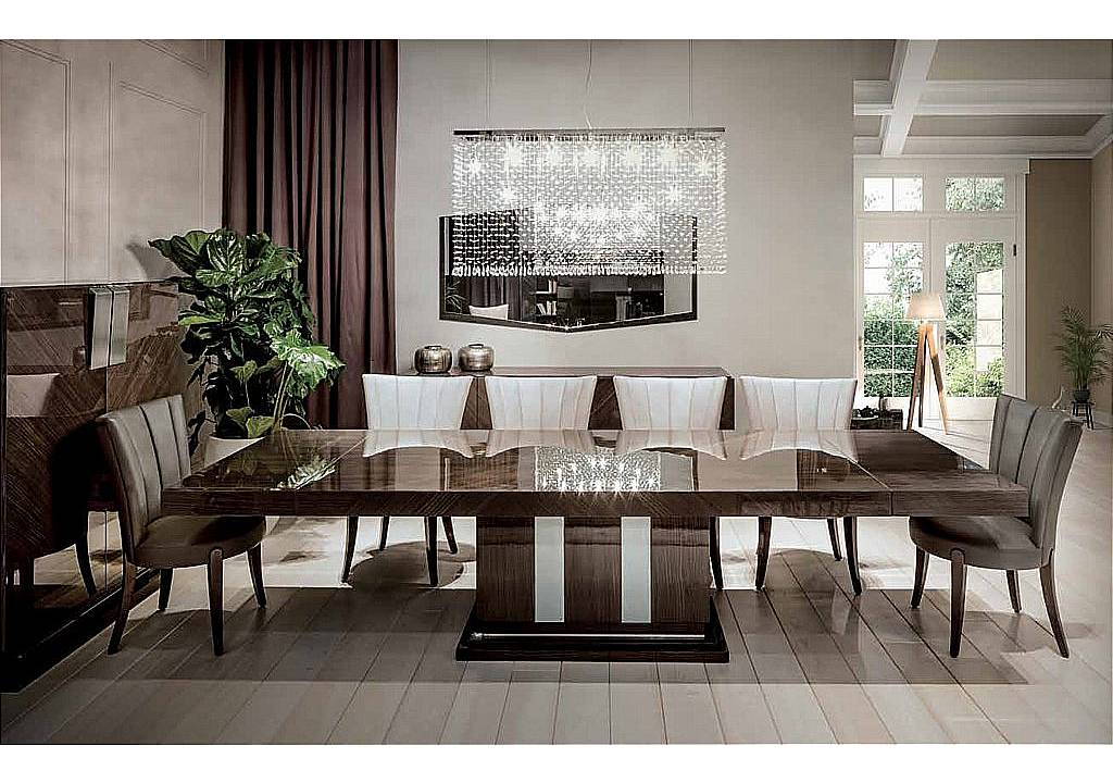 Aleal Plaza Dining Table Vale Furnishers