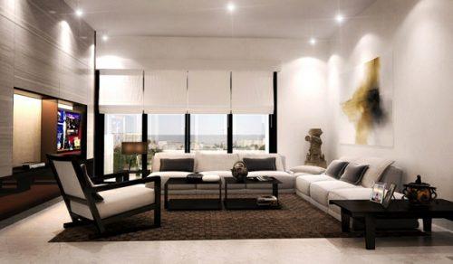 Charmantes-Wohnzimmer-Innenbereich-Original-Haus-Dekor