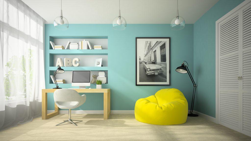 brighten your room in five easy steps