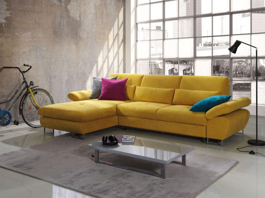 contemporary-yellow-sofa