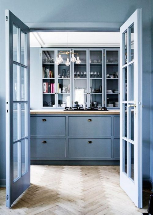 Ways to Showcase the Pantone Serenity Shade in your Home