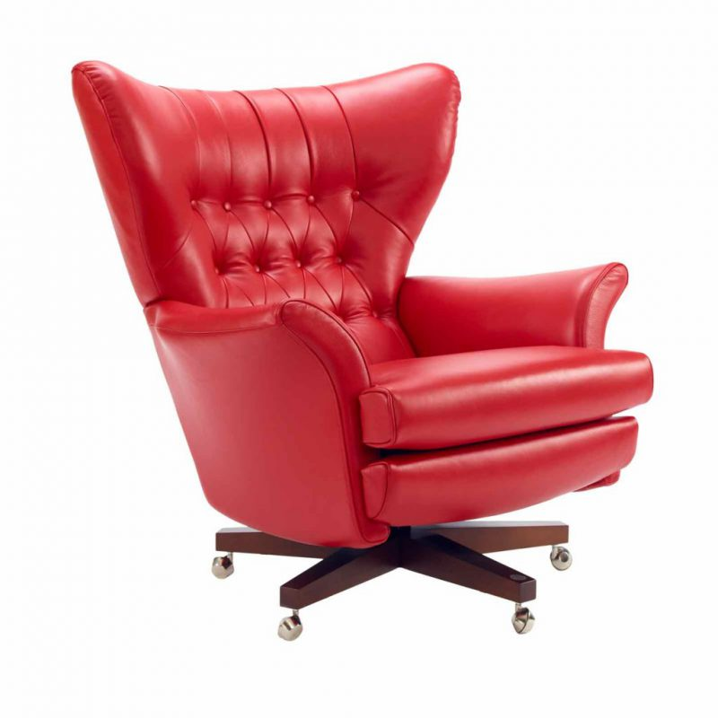 G Plan Vintage - The Sixty Two Chair and Footstool from Vale Furnishers