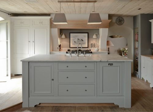 light-gray-kitchen-island-eclectic-kitchen-sims-hilditch-unique