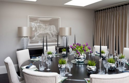 Surrey interior designers 10 of the best vale for Best interior designers london