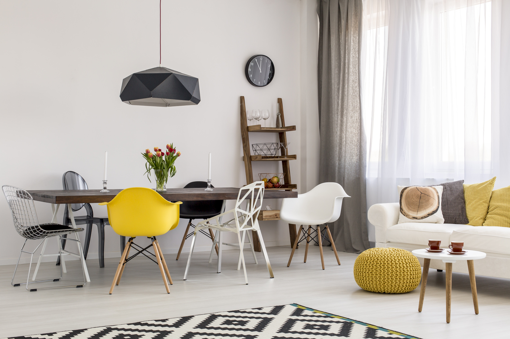 7 Stylish Chairs for Living Rooms