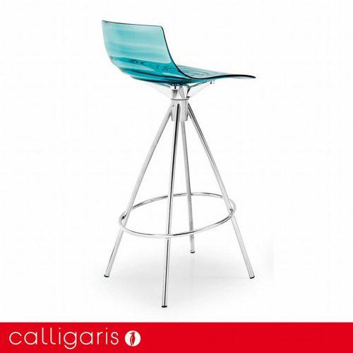 calligaris leau bar stool