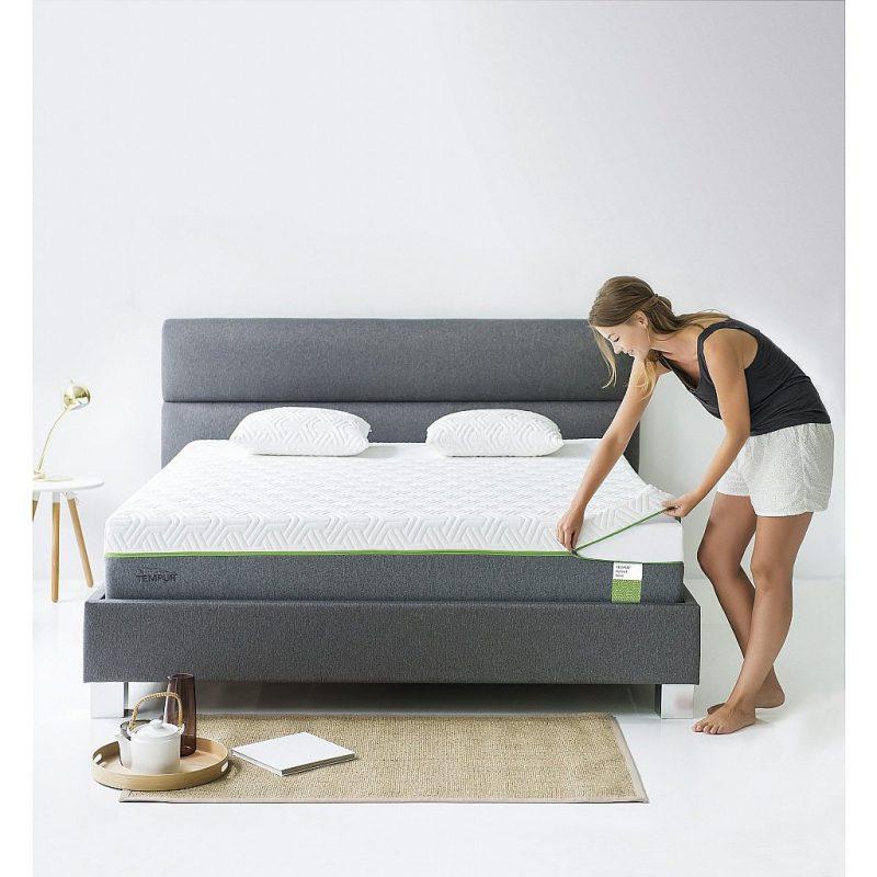 Tempur memory foam mattress