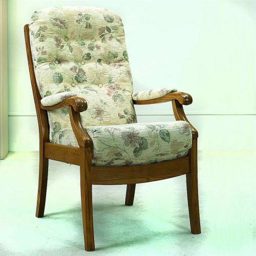 Winchester High Seat Chair by Cintique