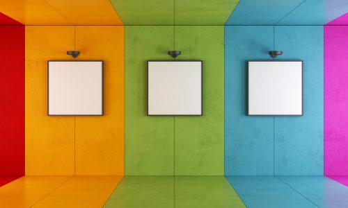 5 great artwork displays for your artwork