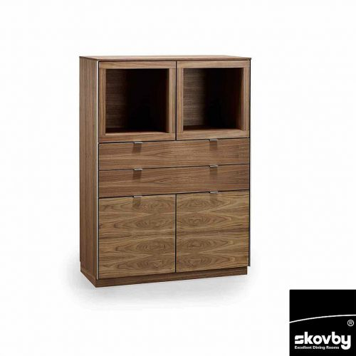 Skovby furniture - brown storage