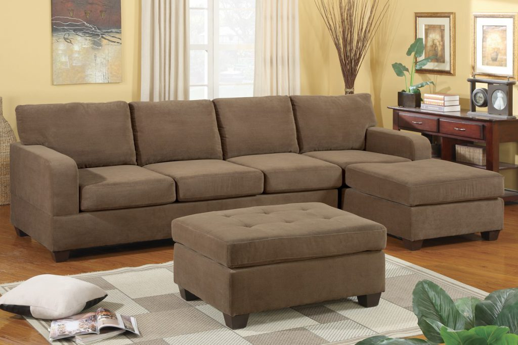 large-suede-sectional-sofas