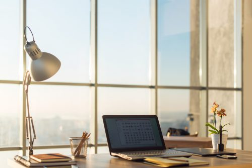 7 great workspaces to inspire productivity
