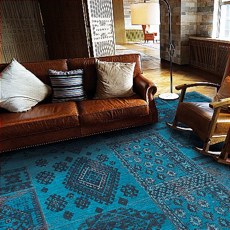 Louis De Poortere - BoBohemian Tribe Rug Collection