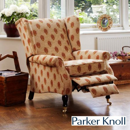 Parker Knoll furniture-York-manual-recliner