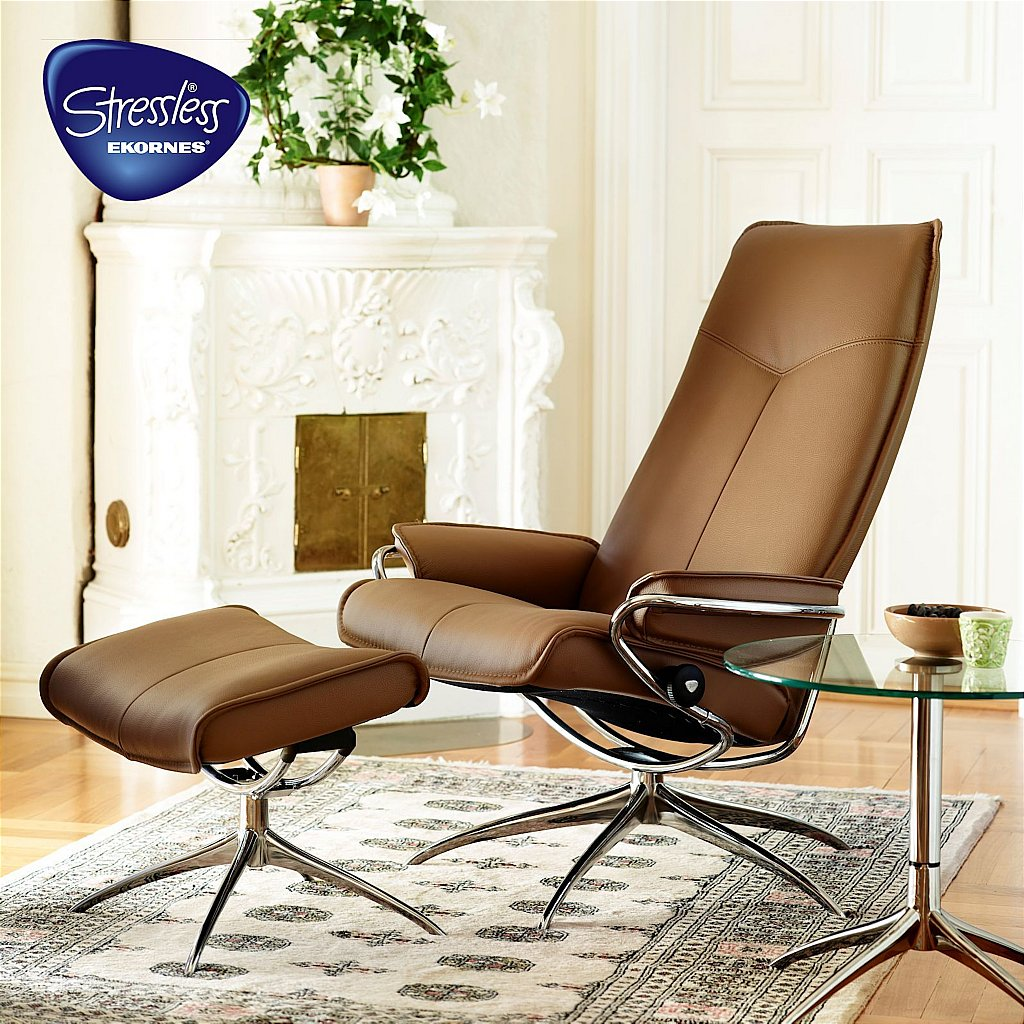 A focus on Stressless furniture