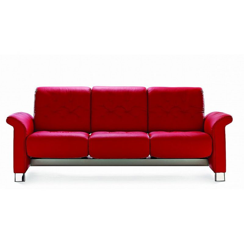 Stressless furniture - Metropolitan-3-Seater-Sofa