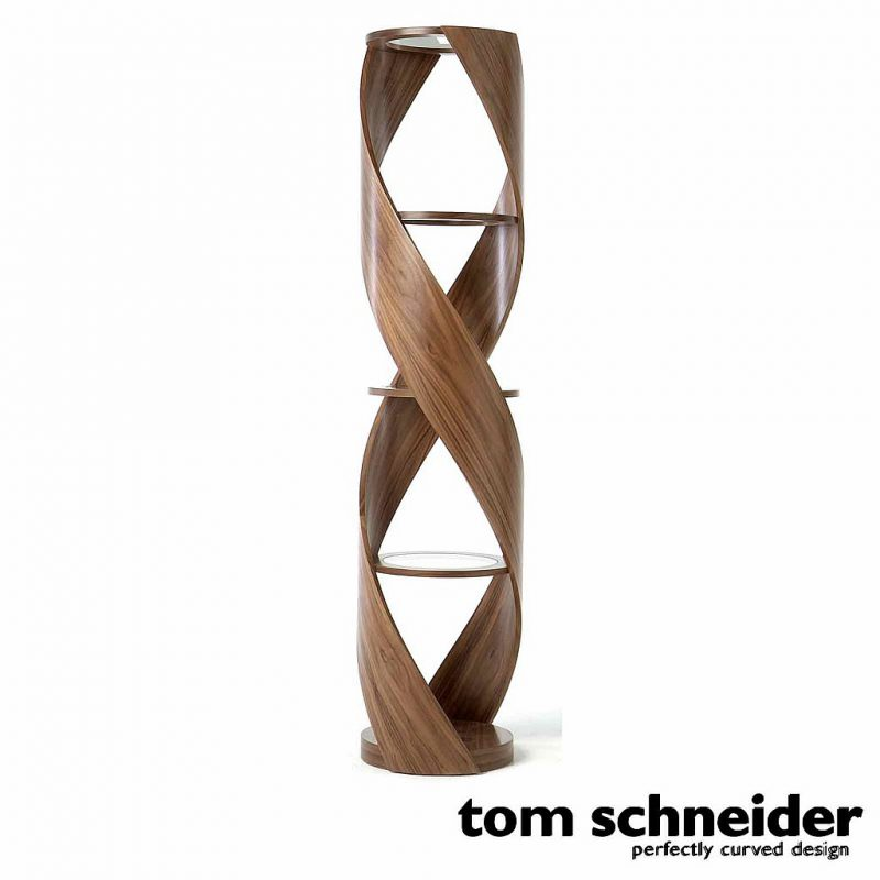 Tom Schneider - DNA Whole Twist Shelves