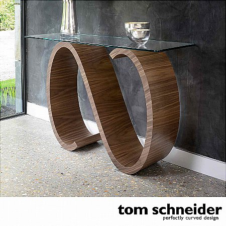 Tom Schneider - Swirl Console Tables
