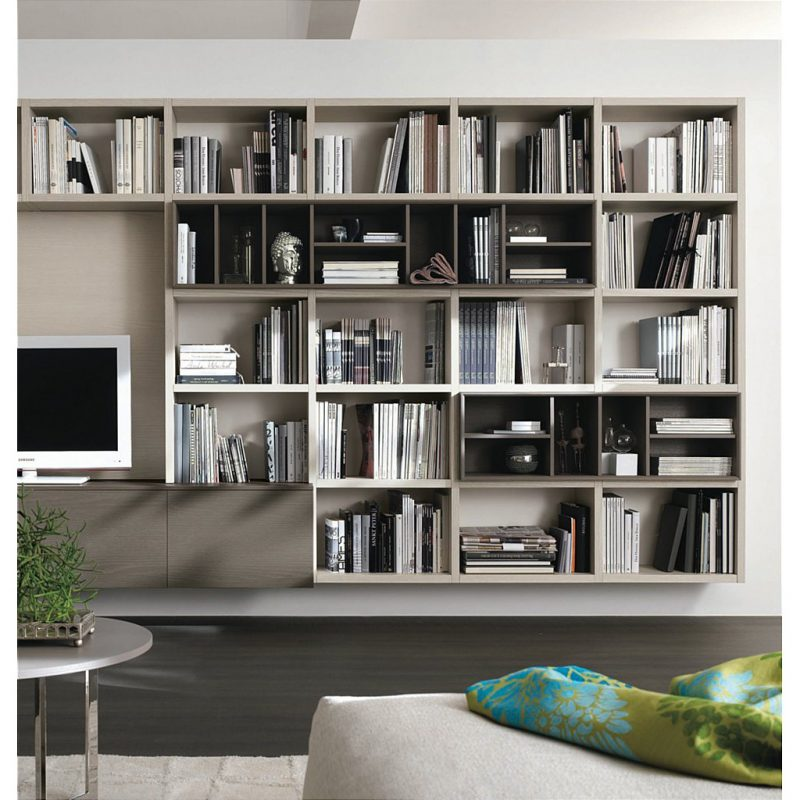home office storage furniture - Tomasella - Atlante Modular Storage