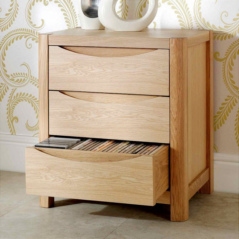 Vale Furnishers - Carlson Media Storage Unit