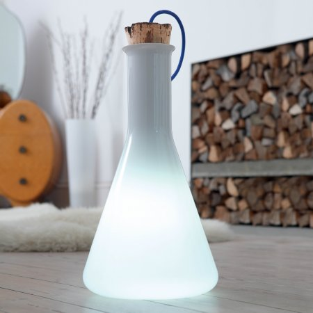 Vale Furnishers - Labware Table Lamps