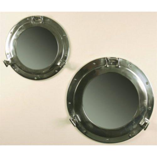 Vale Furnishers - Porthole Mirror