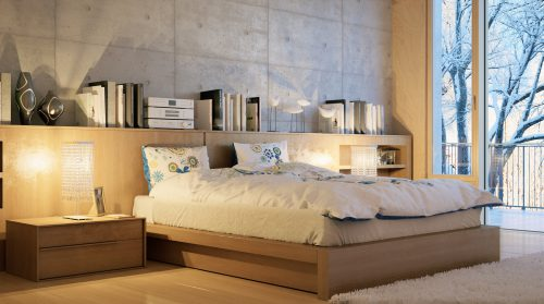 How To Furnish Small Bedrooms