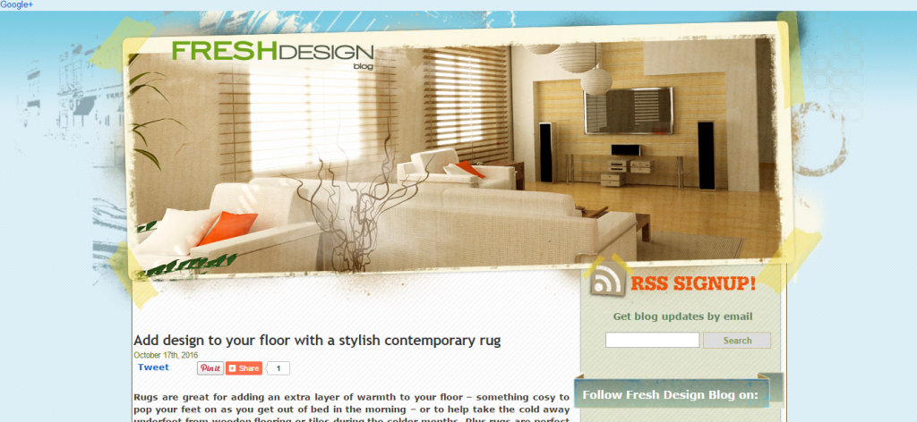 Interior Design Blogs To Follow 10 interior design blogs to follow - | vale furnishers blog