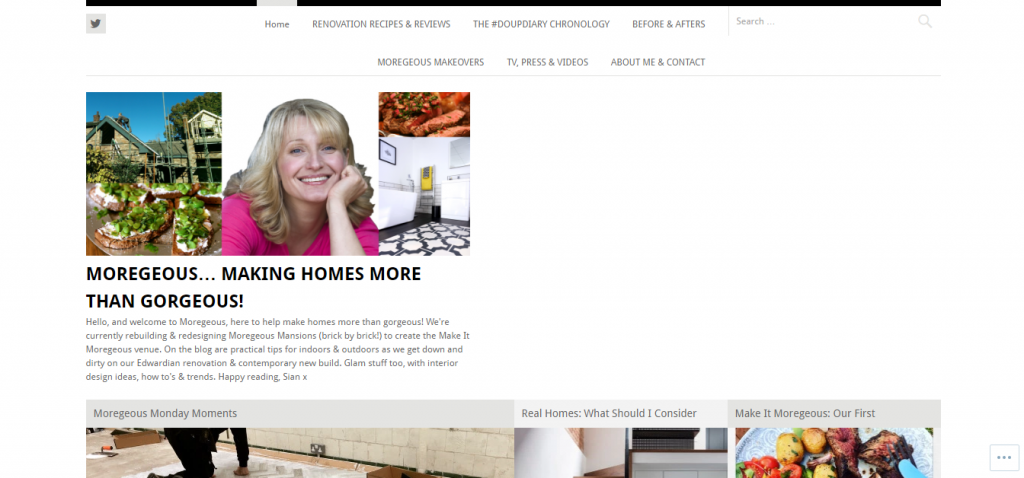 interior design blogs - www.moregeous.com