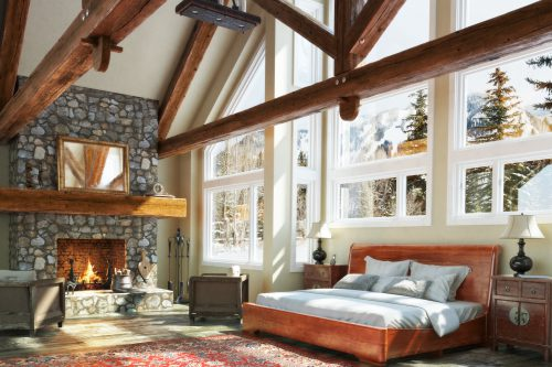 How To Get a Rustic Bedroom Theme
