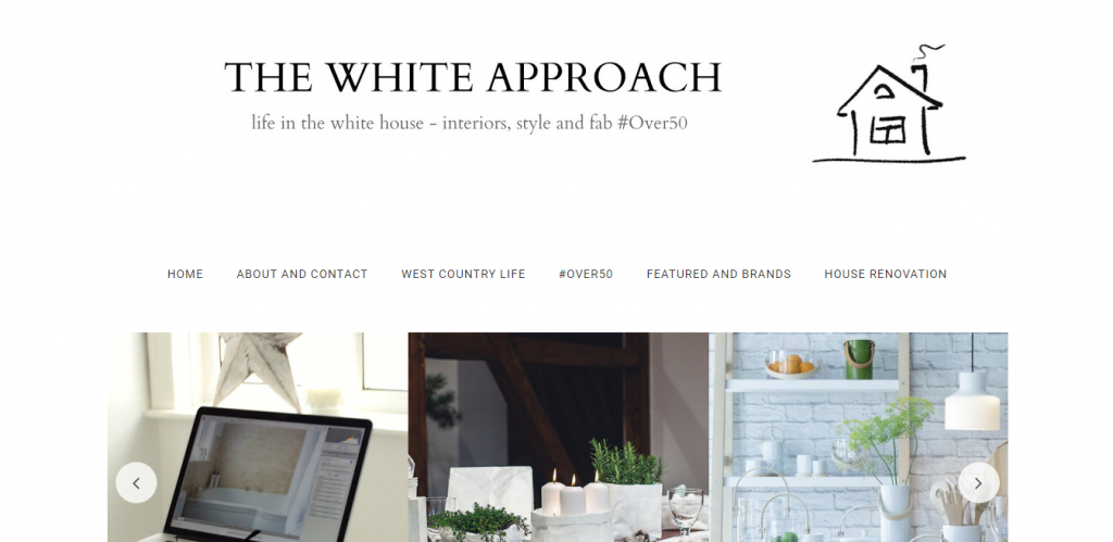 interior design blogs - www.thewhiteapproachlifestyle.co.uk