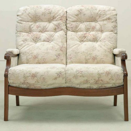 Cintique - Winchester Petite Two Seat Sofa