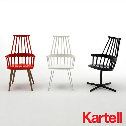 Kartell - Comback Armchair