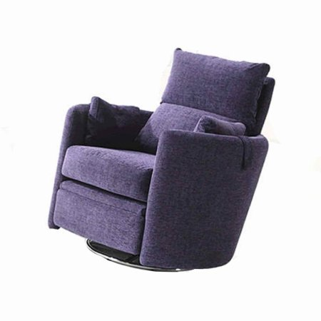 Vale Furnishers - Saturn Recliner Swivel Chair