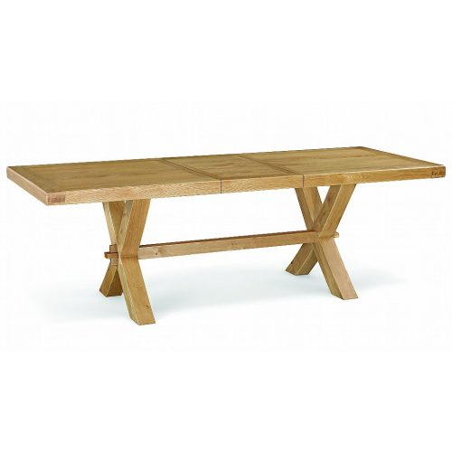Elton Cross Extended Dining Table
