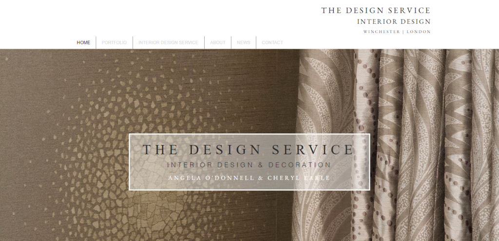 Notable Hampshire Interior Designers include The Design Service